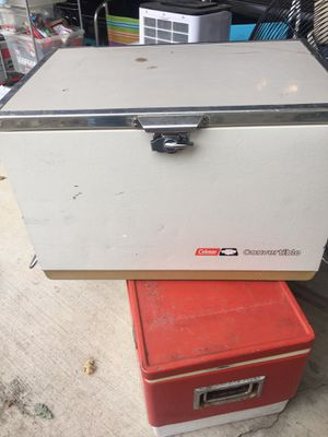 Coleman convertible cooler for Sale in Stockton, CA