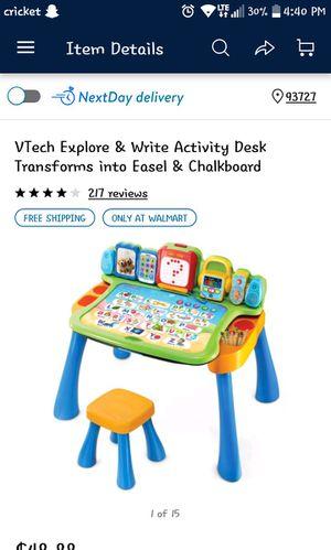Kids learning desk for Sale in Fresno, CA