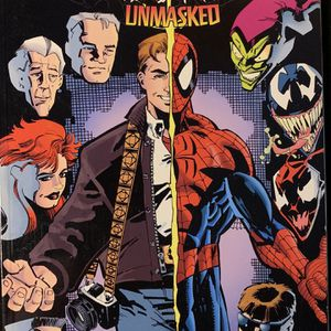 Spider-man Unmasked Marvel Comics 1996 for Sale in Chicago, IL