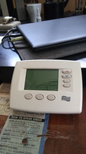 Ruud/Rheem Thermostat Programmable for Sale in Hialeah, FL