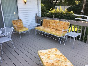 Summer furniture group 10 pieces for Sale in Renfrew, PA