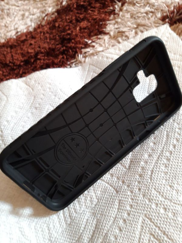 Galaxy A6 Black phone case
