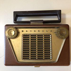 Motorola 1955 55M2 Radio for Sale in Corona, CA