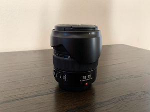 Panasonic LUMIX G X Vario 12-35mm f/2.8 II for Sale in Los Angeles, CA