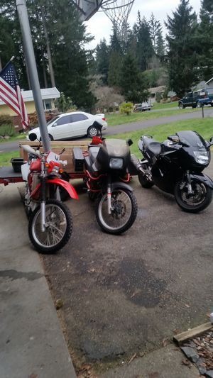 Motorcycle Repair for Sale in Tacoma, WA