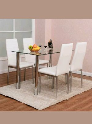 Brand new dining room set table chair furniture for Sale in Fort Lauderdale, FL