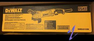 NEW DeWalt Angle Grinder Power Tool DWE43115N for Sale in Los Angeles, CA