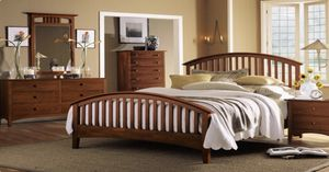 Solid Wood 3-Piece Bedroom Set! for Sale in San Diego, CA