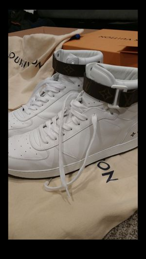 Louis Vuitton high tops for Sale in Portland, OR