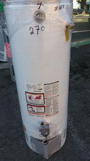 GE Water Heater for Sale in Los Angeles, CA