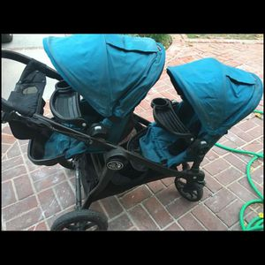 Baby Jogger City Select Double Stroller for Sale in Los Angeles, CA