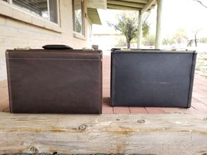 Vintage Leather Catalog Cases for Sale in Tucson, AZ