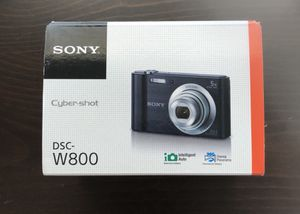 Sony 20.1 MP camera w 16GB memory card for Sale in Austin, TX