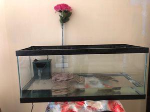 Aquarium with filter for Sale in Millbrae, CA