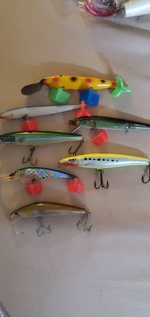 Fishing lures for Sale in Queens, NY