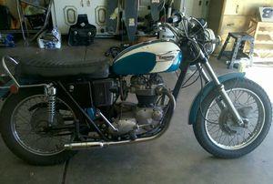 1971 Triumph Bonneville for Sale in Scottsdale, AZ