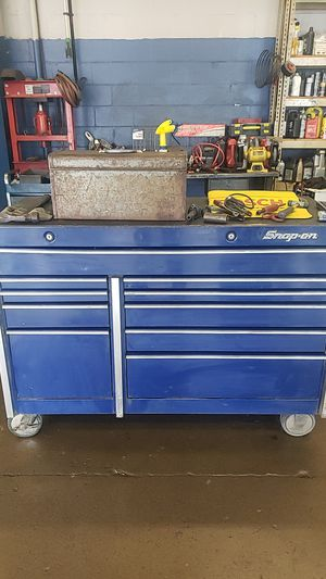 Snap on tool box for Sale in Batavia, IL