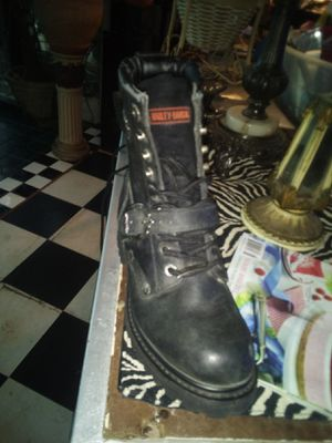 Harley Davidson boots for women for Sale in Goreville, IL