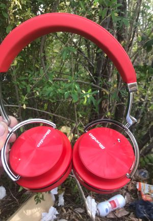 Blue duo head phones for Sale in Golden, CO