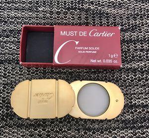 Cartier - MUST DE CARTIER for Sale in Alexandria, VA