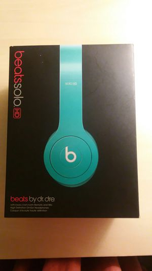 Box for Beats by Dre Headphones - BOX ONLY for Sale in Takoma Park, MD