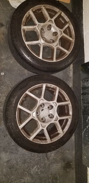 07-08 Acura TL Type S wheels for Sale in New York, NY