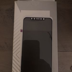 iPhone X Screen Protector for Sale in Milpitas, CA