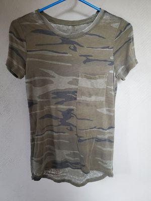 Camo tunic shirt for Sale in Chicago, IL
