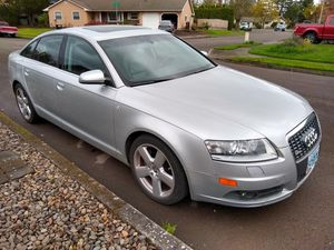 Audi 2006 A6 4.2L V8 s-line for Sale in Hillsboro, OR