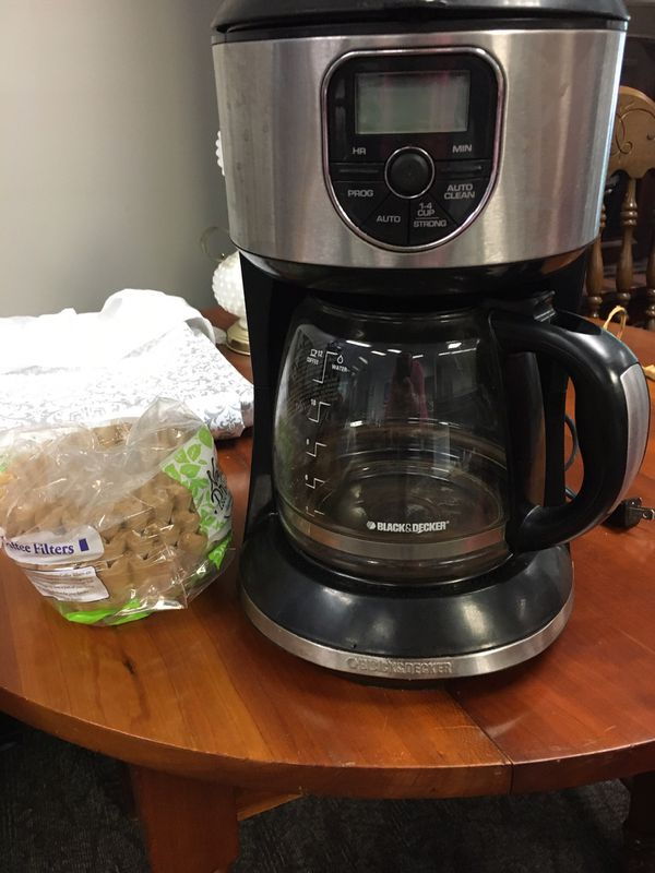 Free Coffee Pot
