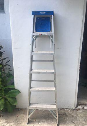 Werner 6 foot ladder for Sale in Miami, FL