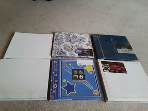 Photo and scapbooking albums for Sale in Waterloo, IA