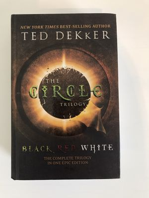 The Circle Trilogy by Ted Dekker for Sale in Menifee, CA