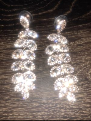 Swarovski Crystal matching Earrings and Bracelet for Sale in Plano, TX