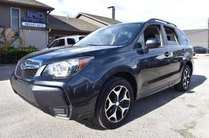 2014 Subaru Forester 2.0XT Premium for Sale in Richardson, TX