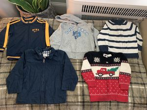 Boy Sweater/Jackets 2T for Sale in Frederick, MD