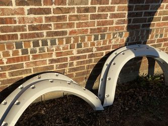 4th gen Ram Fender Flares - White for Sale in Haslet,  TX