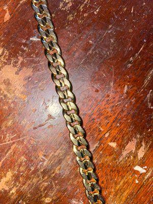 Gold bracelet for Sale in Windsor, CT