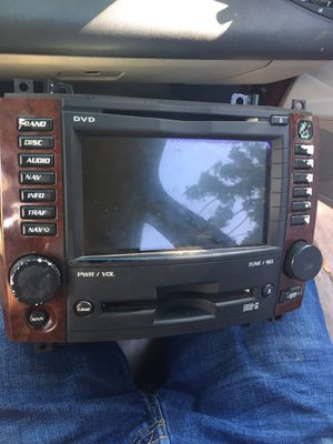 2003-2007 Cadillac CTS navigation screen for Sale in Phoenix, AZ