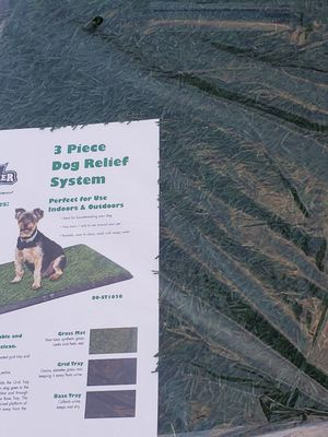 Grass like puppy pee pad system for Sale in Brunswick, OH