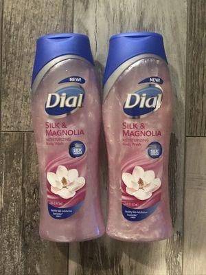 Dial silk & magnolia body wash $2.75 each for Sale in Arrowhead Farms, CA