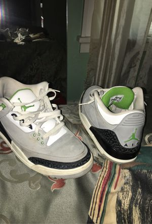 Jordan retro 3's size 9.5 for Sale in MO, US