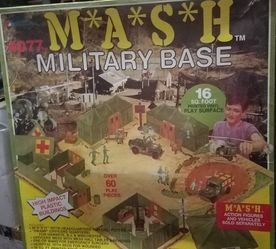 Mash 1982 Military Base Playset for Sale in Newberg,  OR