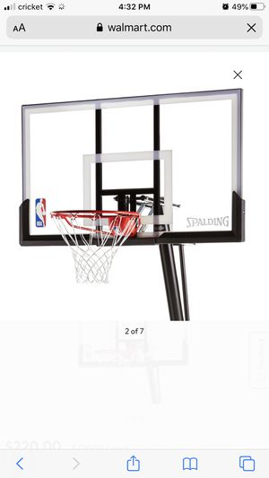 Basketball hoop for Sale in Rochester, NY