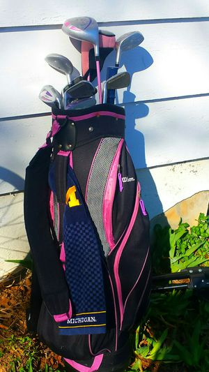 Golf Bag Bundle for Sale in Fairfax, VA
