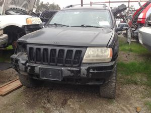 2003 Jeep Grand Cherokee for parts only for Sale in San Diego, CA