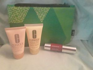 Clinique beauty and health ipsy bag lot for Sale in Tacoma, WA