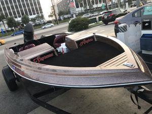 1985 skeeter strada bass boat for Sale in Los Angeles, CA