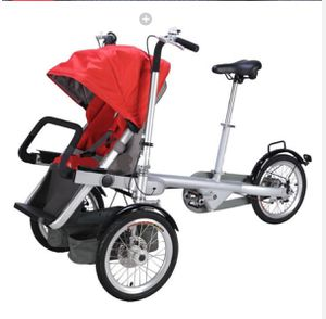 Mother/Baby Folding Bicycle Stroller - Brand New in Box for Sale in San Diego, CA