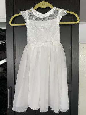 ABAO SISTER Flutter Sleeves A-line Flower Girl Dress for Sale in Lake Forest, CA